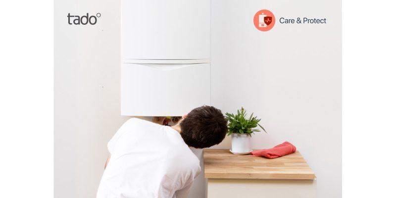 Care & Protect: da tado° la soluzione per prevenire i guasti alla caldaia