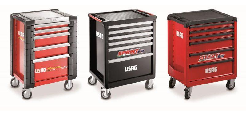 6353be1dc22ab1 Da Usag nuovi modelli di carrelli portautensili - ElettricoPlus