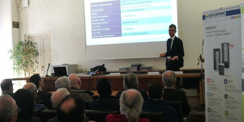 Seminario CEI: Soluzioni e metodi per la disponibilità degli impianti elettrici