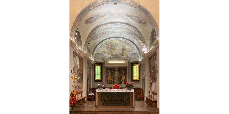 Fondazione Enzo Hruby e ATLAS per la chiesa di Sant'Ambrogio a Rozzano