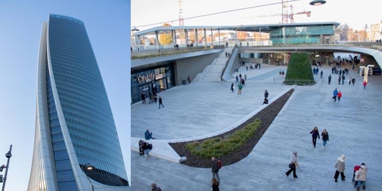 Milano, città smart: CityLife benchmark di sostenibilità