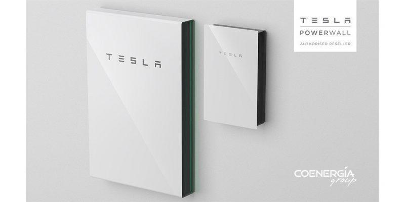 Tesla Powerwall è ora disponibile presso Coenergia