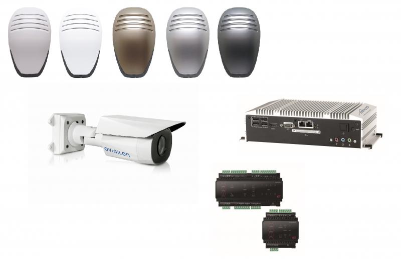Visti per voi: le soluzioni Hesa per antintrusione, videosorveglianza e integrazione sistemi