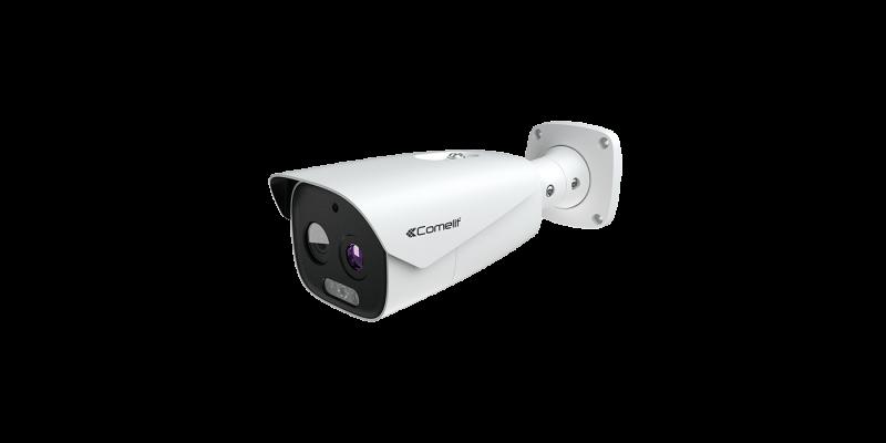 Ripartire in sicurezza con le nuove telecamere termiche di Comelit