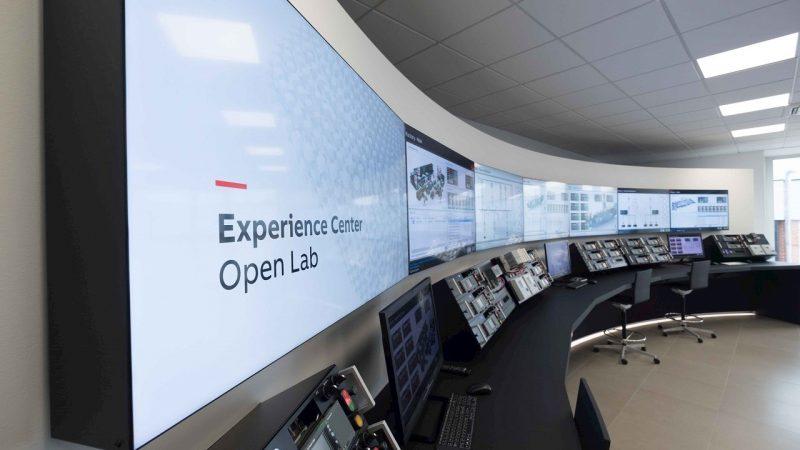 Il Customer Experience Center di ABB inaugurato a Bergamo