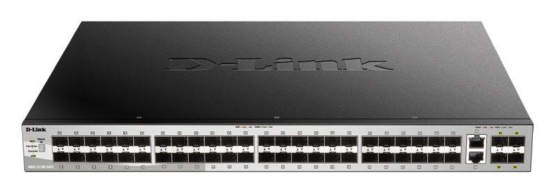 DGS-3130: la nuova serie di switch Managed di D-Link