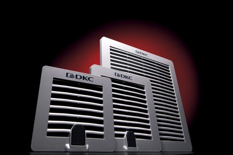Il nuovo sistema di ventilazione Filtro DKC