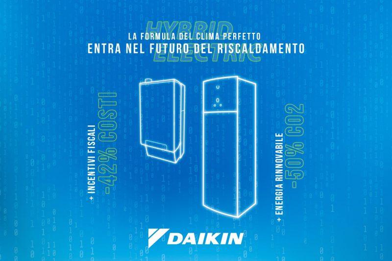 Daikin Altherma H Hybrid e Daikin Altherma 3 H HT: il riscaldamento del futuro
