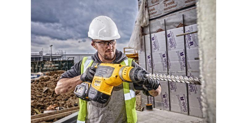 DeWalt Perform & Protect: totale sicurezza, massima produttività