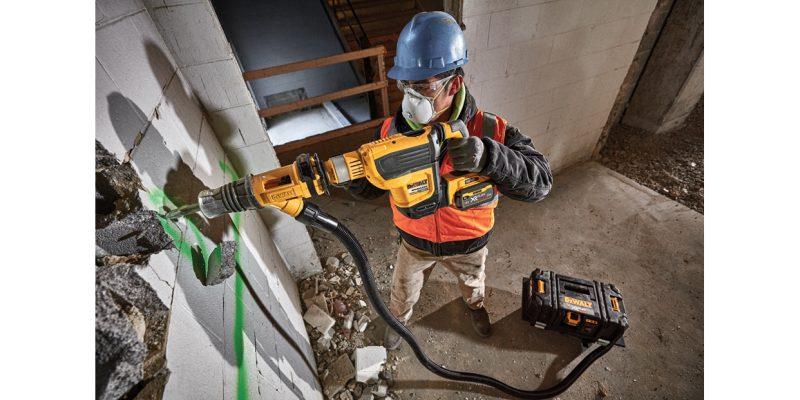 DeWalt Wireless Tool Control: la tecnologia che massimizza la produttività