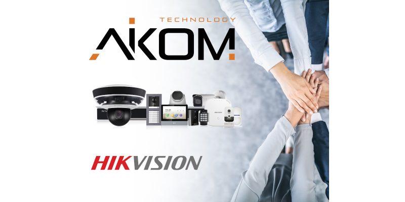 Aikom Technology diventa distributore italiano di Hikvision