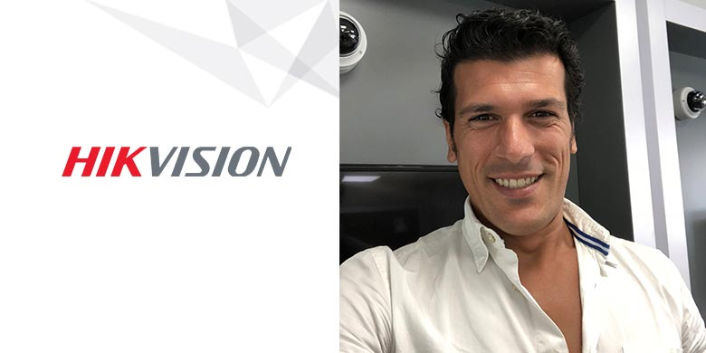 Domenico Genchi, Pre Sales Engineer & Technical Support di Hikvision Italy