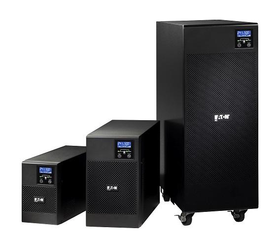 Con l'UPS 9E Eaton amplia la gamma di UPS On-line a doppia conversione