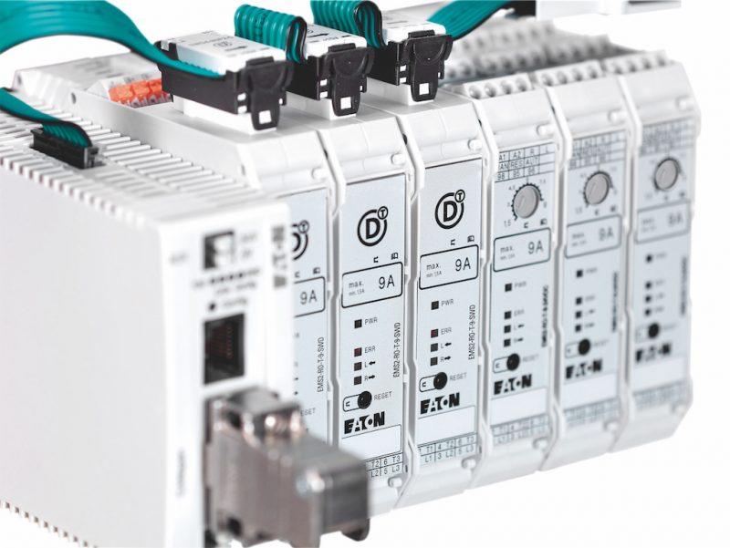 5 in 1: il nuovo avviatore elettronico per motori EMS2 di Eaton