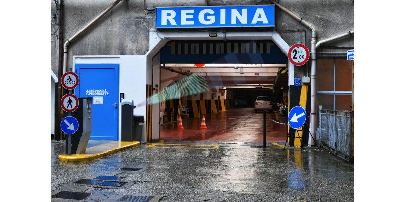 CAME integra e migliora il sistema di parcheggio del Garage Regina