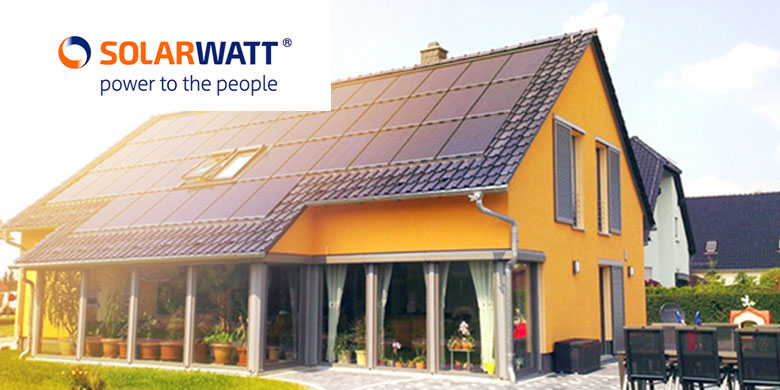 Easy-In di SOLARWATT tra i candidati per il German Design Award 2019