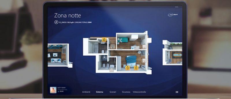 Nasce Easydom HoMe, il sistema operativo per la gestione della smart home che impara le abitudini di chi la abita