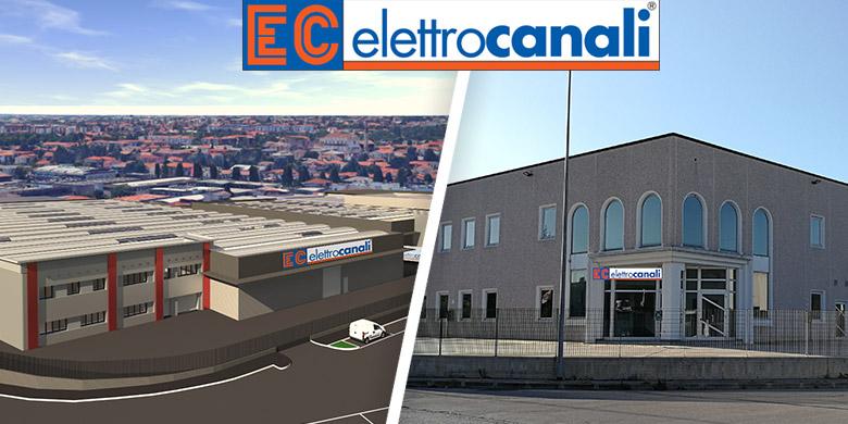 Elettrocanali, nuovi spazi produttivi e logistici in provincia di Bergamo