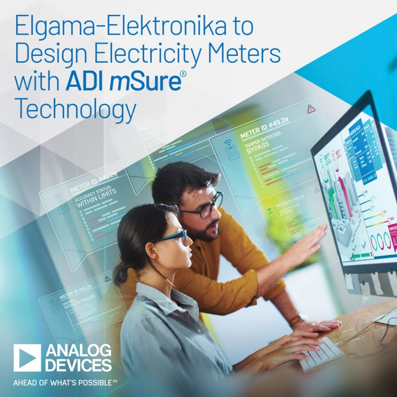 Contatori di nuova generazione firmati Elgama-Elektronika