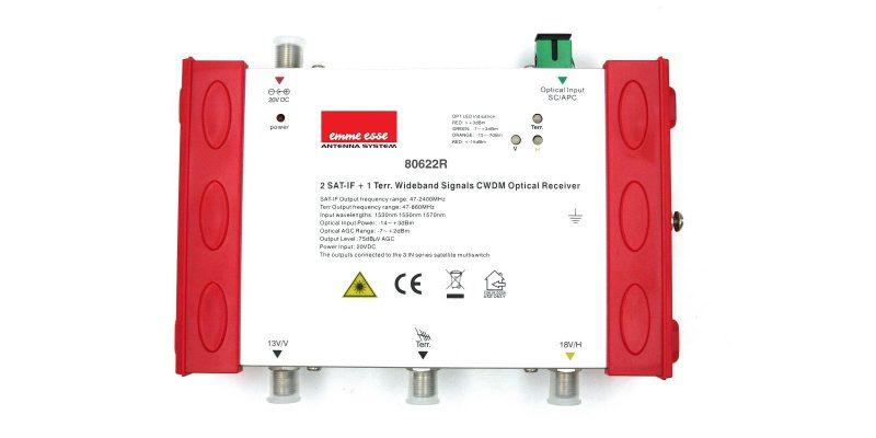 Fibra Ottica: Emme Esse presenta il sistema multiutente Wideband
