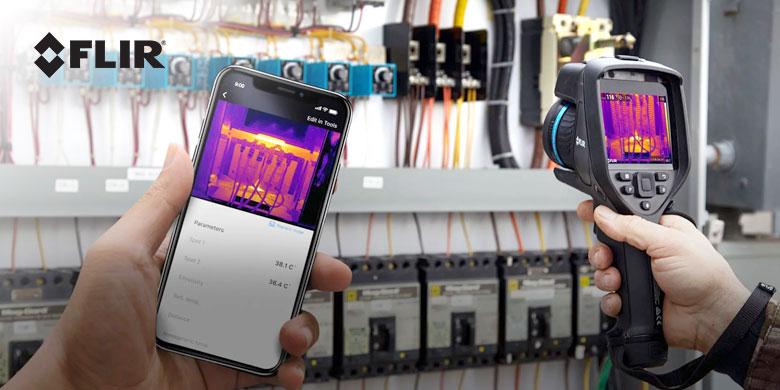 La nuova app mobile FLIR InSite semplifica la gestione delle ispezioni
