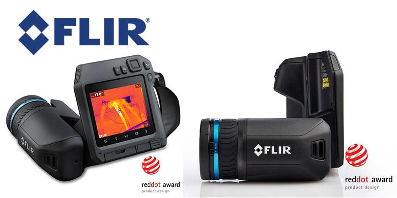 FLIR T500-Series riceve il premio Red Dot: Best of the Best 2018 Award