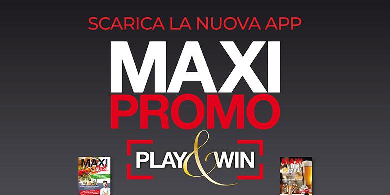 Nasce la nuova App Maxi Promo per i concorsi a premi lanciati da Findea