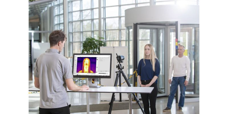 Thermal Smart Sensor e Thermal Image Streaming, le nuove termocamere Flir