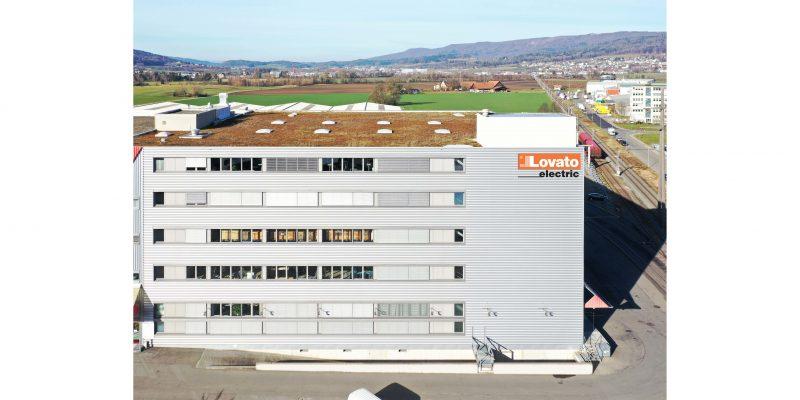 Lovato Electric apre una nuova filiale in Svizzera