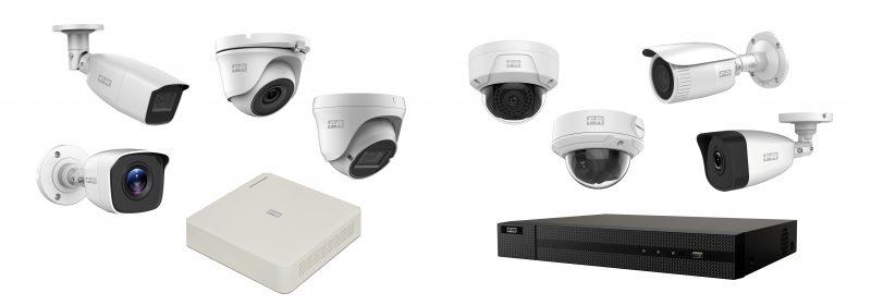 Soluzioni per la videosorveglianza Fracarro