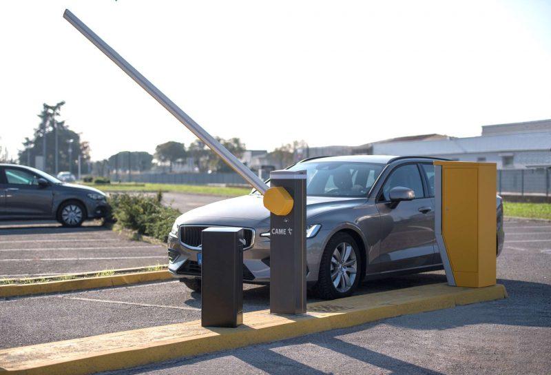 GARD PT E PX, le barriere automatiche CAME da 5 milioni di cicli