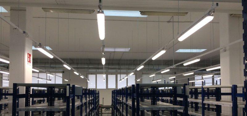 Sistemi gestione luce Helvar, flessibilità, efficienza e risparmio energetico