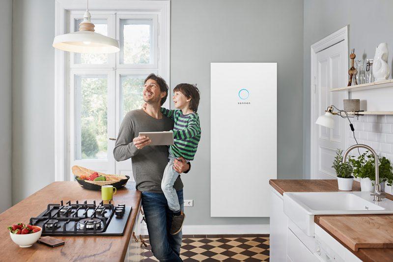 Per clienti sonnen in Germania energia a costo zero