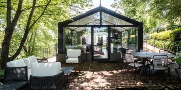 Glass House Monferrato è la prima Suite-SPA sostenibile in Italia
