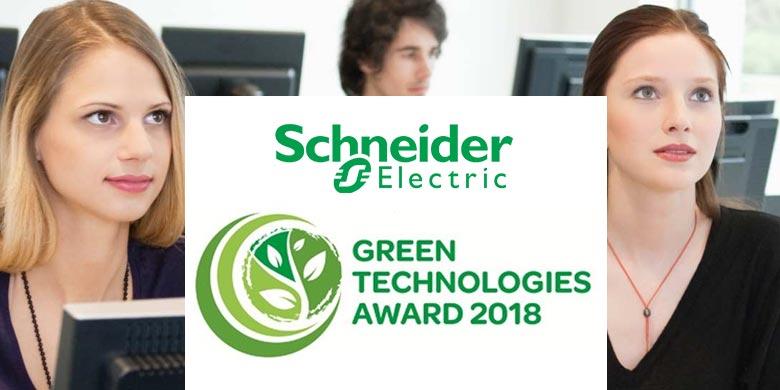Green Technologies Award: Schneider Electric premia i vincitori