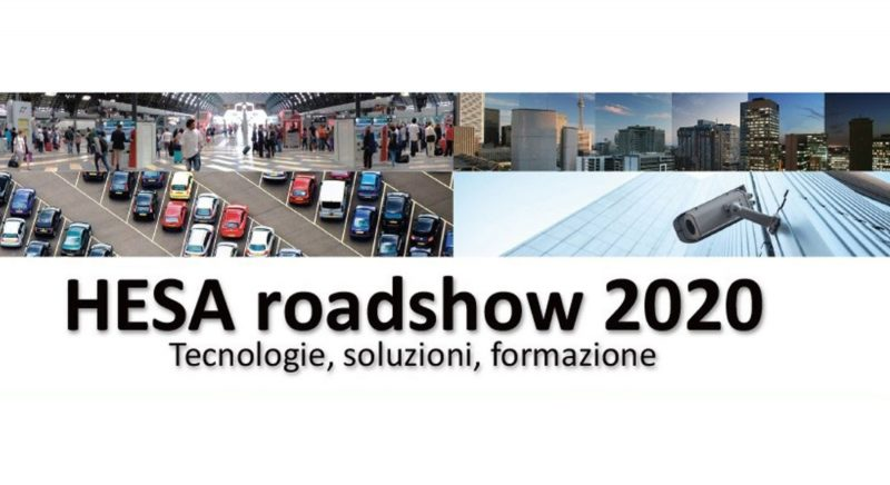 Hesa Roadshow 2020: gli appuntamenti di marzo