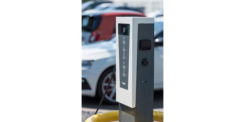 Witty, la nuova gamma di stazioni di ricarica per veicoli elettrici