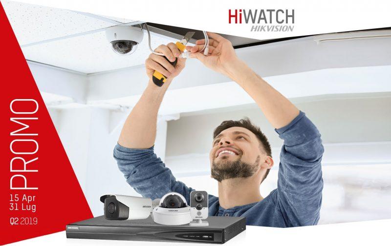 Tecnologia HIKVISION IP E TURBO HD POC per le telecamere di sorveglianza