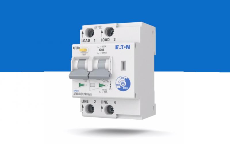 Incendi per guasti elettrici: le soluzioni Eaton