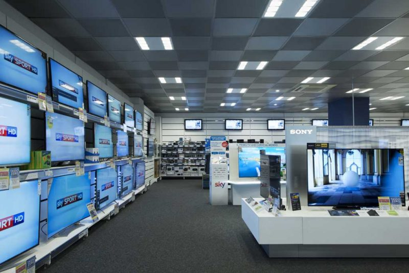 La tecnologia Led Philips Lighting illumina Euronics