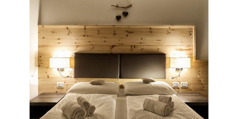 In Trentino, design e tecnologia AVE caratterizzano l'Hotel Alla Rocca