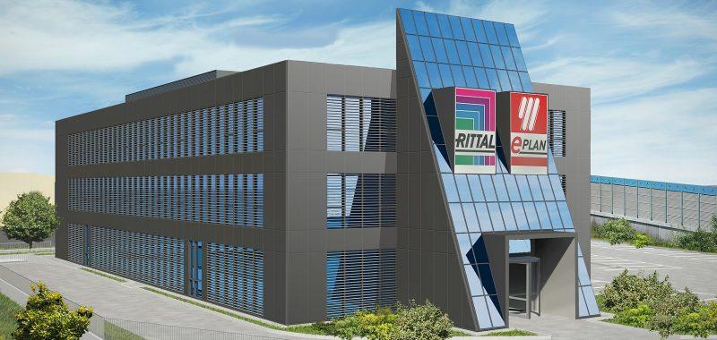 Posata la prima pietra della nuova sede italiana Rittal
