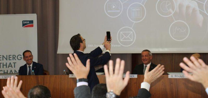 Riparte la formazione firmata SMA Italia