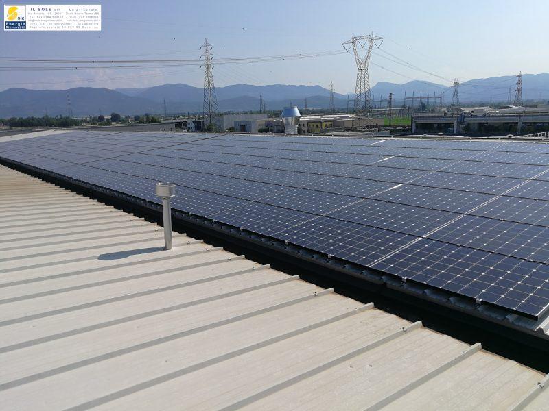 Energia pulita per lo stabilimento IMI Srl grazie a SMA Sunny Tripower Core1