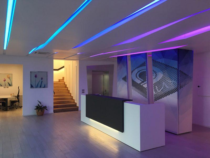 Atena Lux sceglie le soluzioni di climatizzazione di LG Electronics
