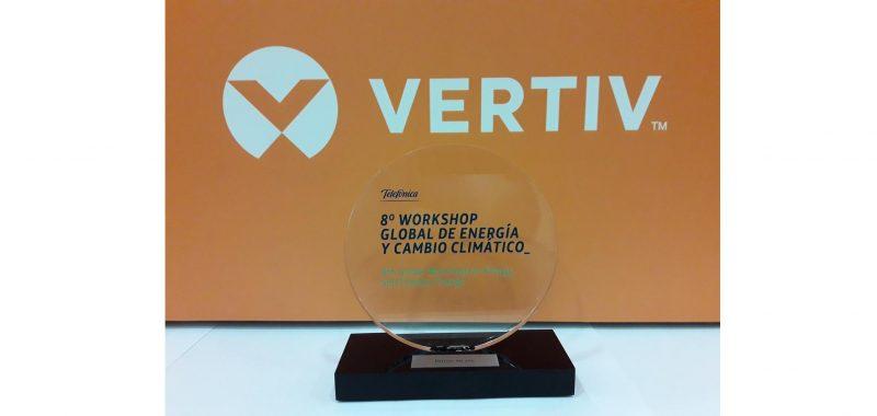 Vertiv e Telefónica insieme per il risparmio energetico