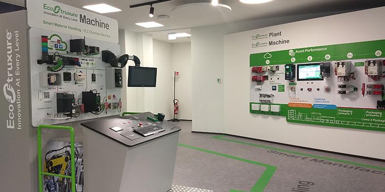 Schneider Electric apre un Innovation Hub nell'area di Bologna