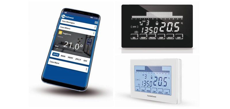Intelliclima+: la climatizzazione Fantini Cosmi in un'unica app