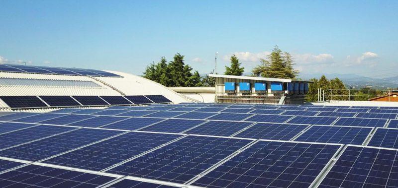 Gli inverter SMA Sunny Tripower per l'impianto fotovoltaico di APO Scaligera