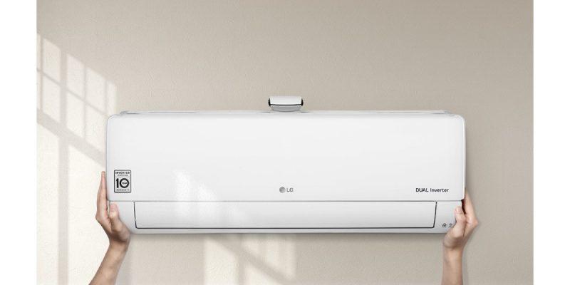 I consigli di LG per una corretta manutenzione dei condizionatori